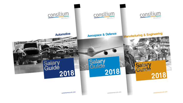 Consilium Recruitment publishes its annual Salary Guide.