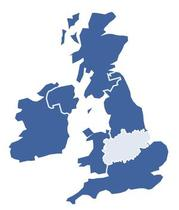 Map Of Uk Midlands.Midlands Aerospace Alliance The Midlands Aerospace Cluster