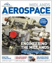 Midlands Aerospace magazine Spring 2017