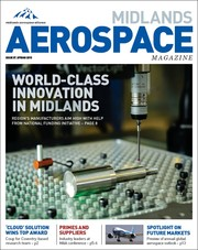 Midlands aerospace magazine spring 2015