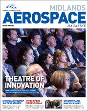 Midlands Aerospace magazine Spring 2016