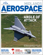 Midlands aerospace magazine autumn 2014