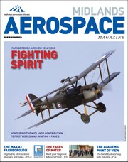 Midlands aerospace magazine Summer 2014
