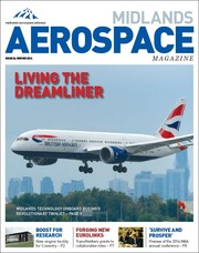 Midlands aerospace magazine winter 2014