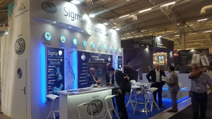Sigma pods MAA stand 2