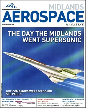 Midlands Aerospace Magazine Spring 2019 48