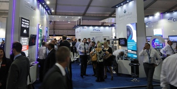Busy MAA stand