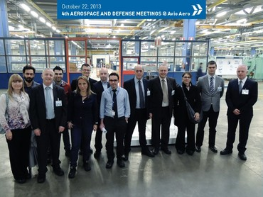 UK group at Avio
