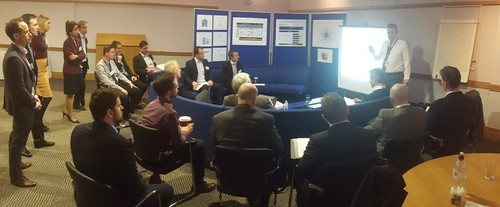 Inside Rolls Royce Indirect Purchasing with the MAA workshop